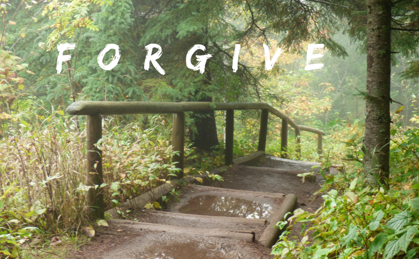 Separating the Sin From the Sinner – Forgiveness is For You